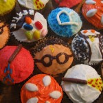 Harry Potter Theme Cupcakes