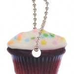 Cupcake Key Topper