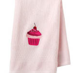 Cupcake Hand Towel